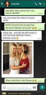 Whatsapp Die Hübsche Cousine