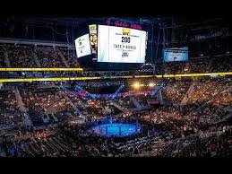 Live Ufc 216 At T Mobile Arena Las Vegas Youtube