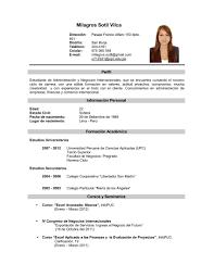 Curriculum Vitae Curriculum Vitae Blog