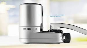 Brita On Tap Faucet Water Filter System White YouTube