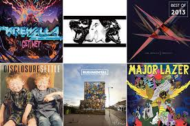 20 Best Dance Music Albums Of 2013 Code Picks Billboard