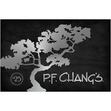 dels about p f chang s china bistro pei wei asian diner pf changs gold gift card 25