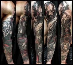 сделать тату рукав дота 2 найт сталкер Night Stalker Dota 2 в стиле
