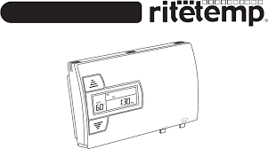 ritetemp thermostat 8022 user guide manualsonline pertaining to ritetemp 6030 at Ritetemp Thermostat Wiring Diagram