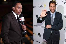 Mike Greenberg, Stephen A. Smith get ...