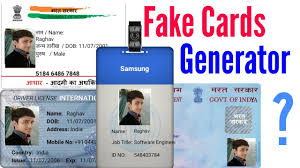 License Mobile 2017 pan Card Fake Your On Card Youtube passport To Aadhaar employee Make - driving Card How