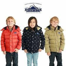 Penfield Kids Bowerbridge Down Insulated Jacket Parka Winter Coat Hound Ebay