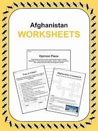Afghanistan Facts, Worksheets & Historical Information for Kids
