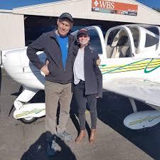 Wairarapa Aero Club - Congratulations Elise McGregor on your first ...