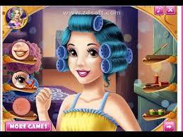 العاب بنات و العاب مكياج kids makeup game summer fun العاب اطفال snow white real makeover