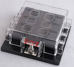 box housing picture more detailed picture about 8 way circuit 8 way circuit car boat automotive auto blade fuse box block holder atc ato 12v 24v