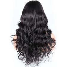 Pre Plucked Super Wavy 360 Lace Wigs 150 Density Indian