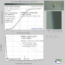 Aquatica Port Chart Test Optical Performance Of Nikonos 15mm Flat And Dome