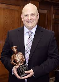 Oster named Law Enforcement Officer of the Year   Local News ...