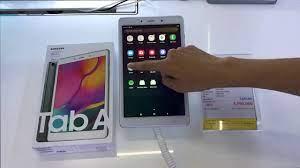 Review máy tính bảng Samsung Galaxy Tab A8 SM-T295NZKAXEV - YouTube