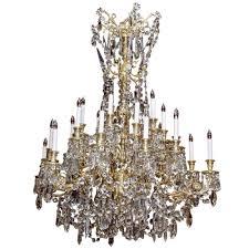 best antique baccarat crystal chandelier