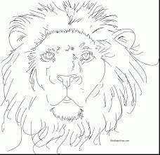 Small Picture Astonishing lion coloring pages printable with lion coloring page