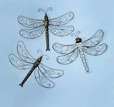 metal dragonfly wall art metal dragonfly wall decor 3 flying dragonflies metal wall art metal home