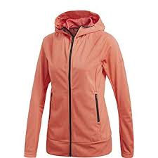 Soft Shell Jacket Size Chart Adidas Outdoor Stretch Softshell Jacket Trace Scarlet Md Us 8 10