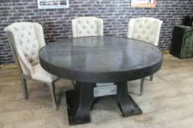 zinc top dining table zinc top round dining table zinc top dining table charming decoration zinc