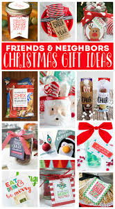 Christmas Gift Ideas for Friends and Neighbors