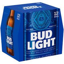 12 Pack Bud Light Bottles Bud Light 12 Pack 12 Oz Bottle