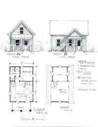 dining room one log cabin floor plans house cottage design make your