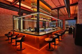 Ceiling Trays And Indirect Lighting Zkld Uses Dramatic Lighting Effect For An F B Project In