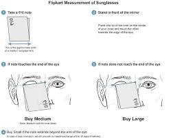 Ray Ban Aviator Men S Size Chart Amazon Ray Ban Aviator Fitting Guide 186cf 630fe