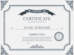Martial Arts Certificate Templates Plain Certificate Template Under Fontanacountryinn Com