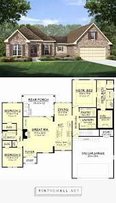 not so big house plan 25 inspirational house designs