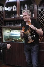 chef gordon ramsay host of kitchen nightmares keeping it real