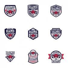 ram logo vector. Modren Vector Rams Logo Templates Design For Ram Logo Vector