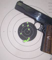 Left Handed Pistol Correction Chart Free Downloadable Pistol Correction Targets Gunlink Blog