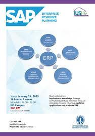 Sap Enterprise Resource Planning Course International
