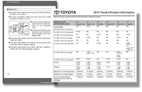 Tundra Bed Size Chart 2016 Tundra Towing Capacity Chart Best Picture Of Chart