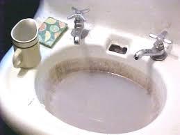 bathroom drain clogged. Clogged Sink Baking Soda Bathroom Drain Design Innovative  How To Fix Your E