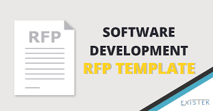 software development project budget template how to write an rfp and rfp template for software development