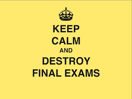 Funny College Final Exam Quotes