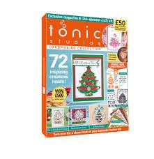 Tonic Studios Design Collection Magazine Tonic Studios Design Collection Magazine Kit 10