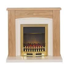 adam chilton electric fireplace suite
