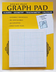 Sticky Plots 8 12 Adhesive Graphs