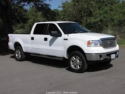 West Auctions - Auction: 2006 Ford F-150 Lariat 4 Wheel Drive 4-Door ...