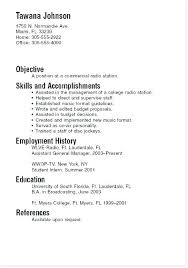 Sample College Student Resume Custom Sample College Student Resume Template High Letsdeliverco