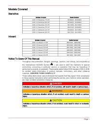 Cummins Mercruiser Qsd 2 8 230 Hp Diesel Engine Service