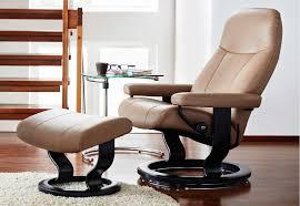 chair ottoman. stressless garda recliner chair and ottoman by ekornes