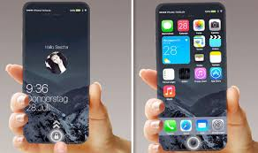 apple iphone 10 images. the concept video imagines a futuristic new iphone design with borderless display apple iphone 10 images