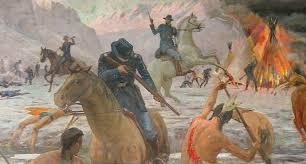 Indian War Horse Paint Chart Bear River Massacre Deadliest Native American Slaughter In