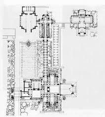 Frank Lloyd Wright Houses Frank Lloyd Wright Home PlansFrank Frank Lloyd Wright Floor Plan
