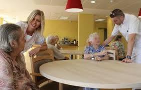 aide soignante en ehpad pour le bien